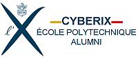 Small logo cyberix