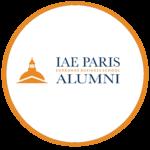 Box logo rond cercle orange iae paris  alumni.psd