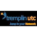 Box logo utc tremplin slogan orange 1812x750
